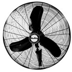 Air King® Industrial-Grade Wall-Mount Fan