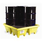 ENPAC Four-drum Poly-SpillPallet™ 6000