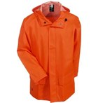 Helly Hansen Men's 70129 290 Mandal Rain Jacket, Dark Orange