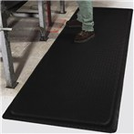 Invigorator™ Matting, Solid Black