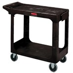Rubbermaid®  Heavy-Duty Flat Shelf Cart