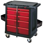 Rubbermaid® Tool Storage and Work Center