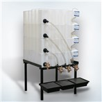 Fluidall®  Tote-A-Lube Stackable 35-Gallon Tank System T35