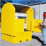 UltraTech IBC Hardtop Storage  Units