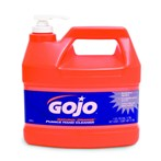 GOJO® NATURAL* ORANGE™ Pumice Hand Cleaner (Lotion)