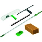 Unger Pro Window Cleaning Kit
